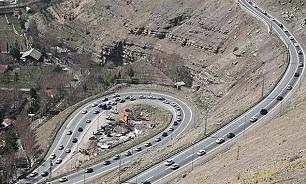 اعمال محدودیت ترافیکی در جادههای منتهی به شمال/ محورهای هراز و کندوان فردا یکطرفه میشود