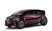 Toyota Fine-Comfort Vehicle Concept Aims To Be A Premium Sedan