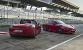 Porsche Unveils 718 Boxster And Cayman GTS For 2018