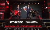 TVS Apache RR 310 Launched In India; Priced At ₹ 2.05 Lakh