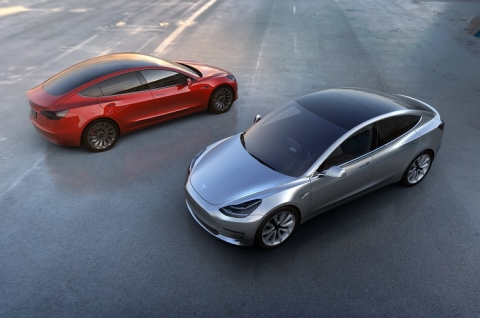 Tesla model S 75 RWD to be discontinued