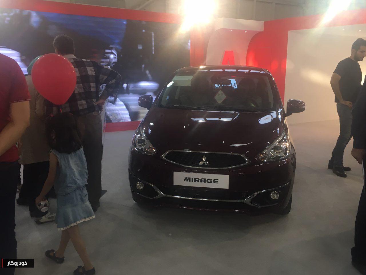 روز اول نمایشگاه خودرو تبریز به روایت تصویر