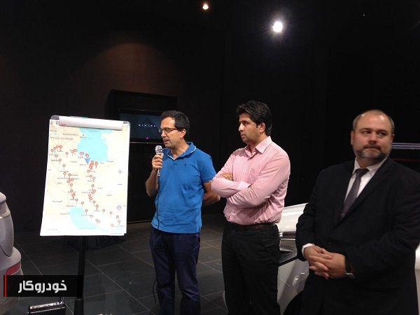 DS 7 سازگار با شرایط ایران/ سربلندی تازه وارد DS در تست ۶ هزار کیلومتری