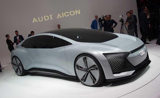 جذابترین خودروهای مفهومی را بشناسید + تصاویر