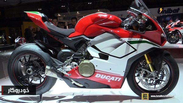 زیباترین موتورسیکلت نمایشگاه میلان را بشناسید+ تصاویر