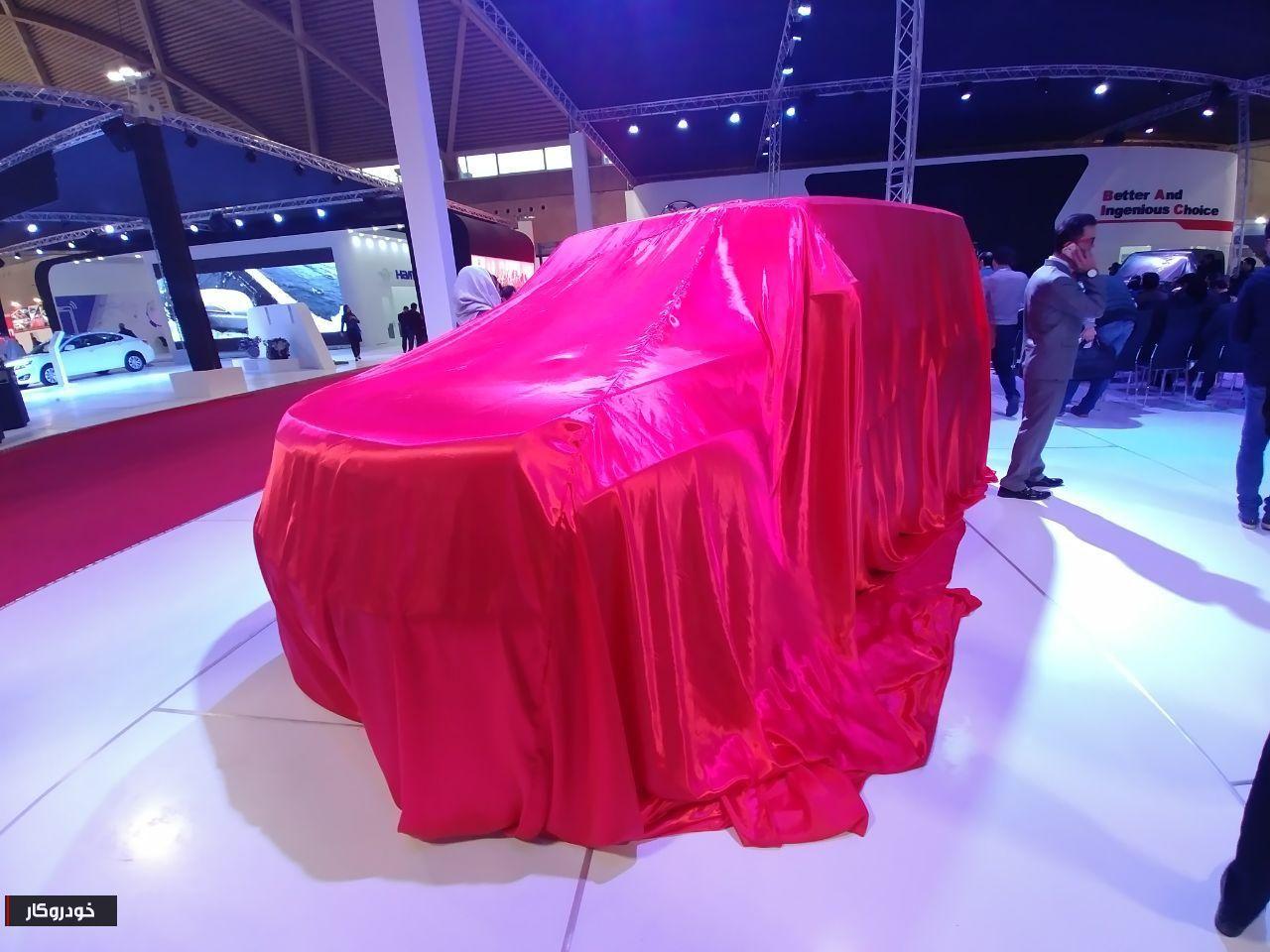 «بایک» با دست پر به نمایشگاه خودرو تهران آمد/ سبد محصولات «دیار خودرو» متنوعتر میشود +تصاویر
