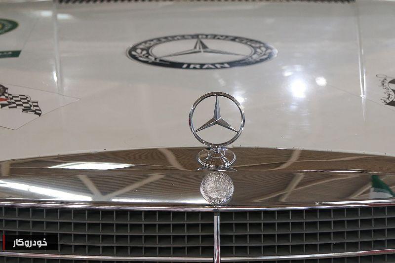 غرفه جنتلمن آلمانی در نمایشگاه خودرو/ وقتی ستاره ها صف می کشند +تصاویر